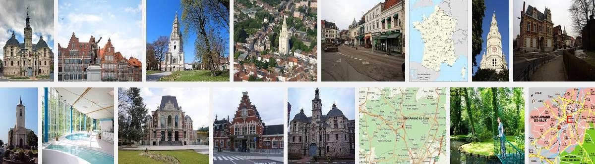saint-amand France